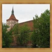 Bazylika Konkatedralna Św. Jakuba w Olsztynie.