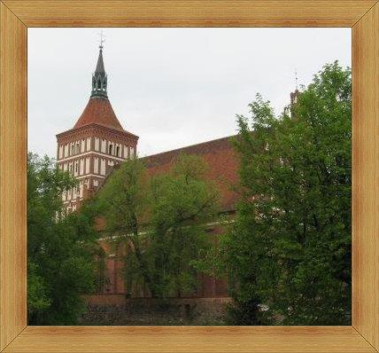 Konkatedralna Bazylika Olsztyn Św. Jakuba