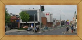 Centrum Handlowe AURA Olsztyn atrakcje sklepy firmowe.
