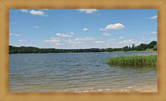 Jeziora w Olsztynie i okolicy.