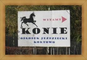 Ośrodek Jeździecki UWM Kortowo Olsztyn