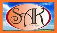 Olsztyn Hotele Mazury Noclegi Olsztyn Hotel Restauracja SAK Logo