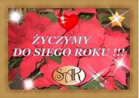 SAK Olsztyn Życzymy Do siego roku