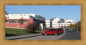 Centrum Konferencyjne i Biblioteka UWM Olsztyn