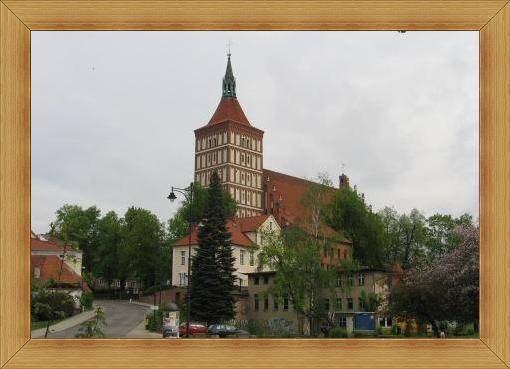 Katedra Olsztyn zabytki starówka.