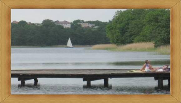 Jeziora Olsztyn plaże jeziora