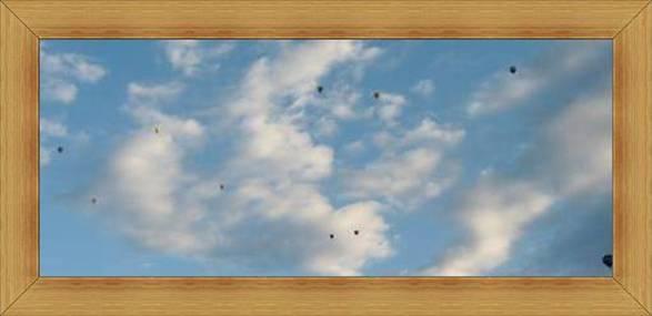 Balony Olsztyn Międzynarodowe Zawody VI Mazurskie