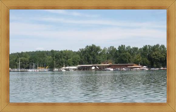 Przystań wodna Olsztyn żaglówki łódki kajaki.
