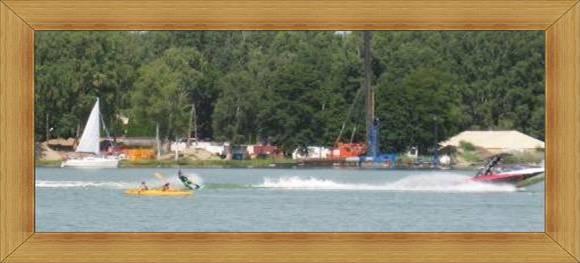 Sprzęt wodny Olsztyn jeziora.