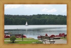 Podróże Olsztyn drogą wodną - szlaki na jeziorach.