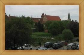 Zamek Olsztyn Muzeum Warmii i Mazur zabytki eksponaty historia.