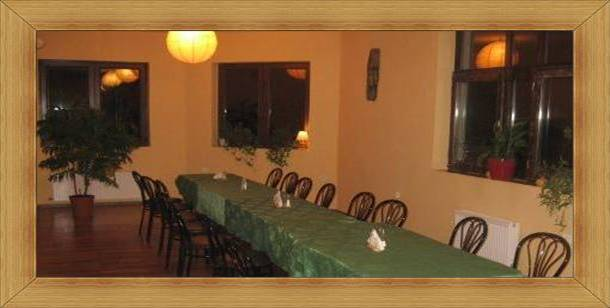 Olsztyn obiady kolacje SAK Hotel