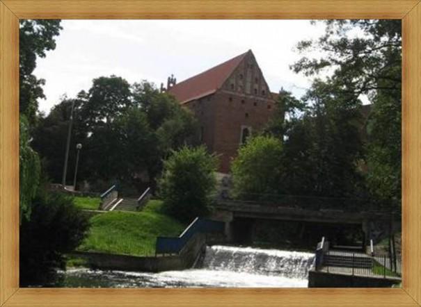 Turystyczny Olsztyn parki nad Łyna
