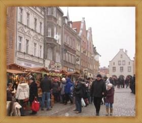 Zwiedzanie Olsztyn starówka