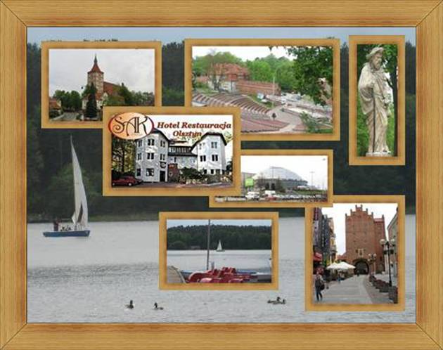 Atrakcje turystyczne Olsztyn wakacje